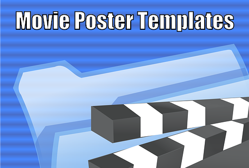 Movie Poster Templates