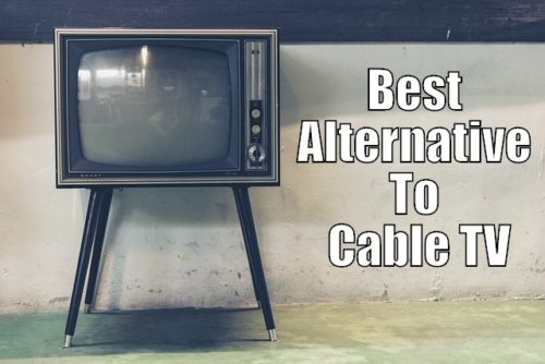 Best Alternative To Cable TV