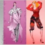 Fashion Sketches Template For Inspiration