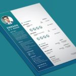 Modern Resume Template To Get Job Interview
