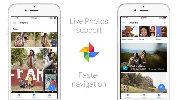 2. Google Photos - best photo viewers for Windows 10