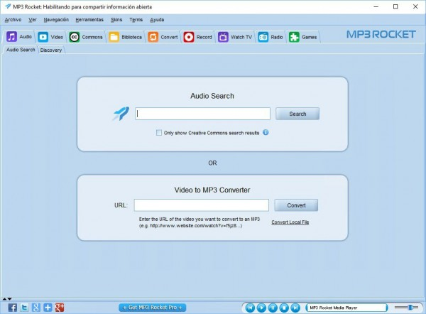 MP3 Rocket Alternatives 1