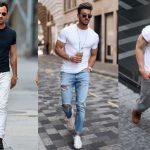 men tshirt fashion